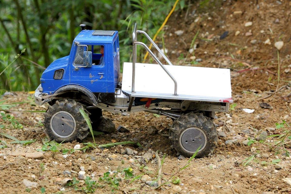 RC Truck Trial 4